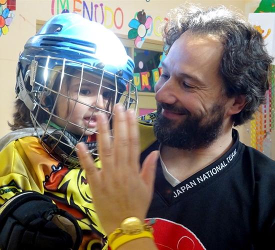 La Escuela Infantil 'Mafalda y Guille' apuesta por la educación en salud