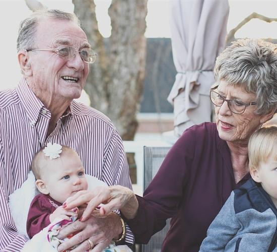 El rol de los abuelos como educadores