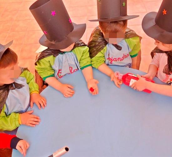 Seis menciones especiales a escuelas infantiles