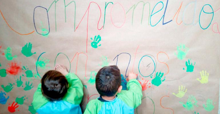 Unicef reconoce a la E.I. Triquitraque como 'Centro Referente en Educación en Derechos de la Infancia y Ciudadanía Global'