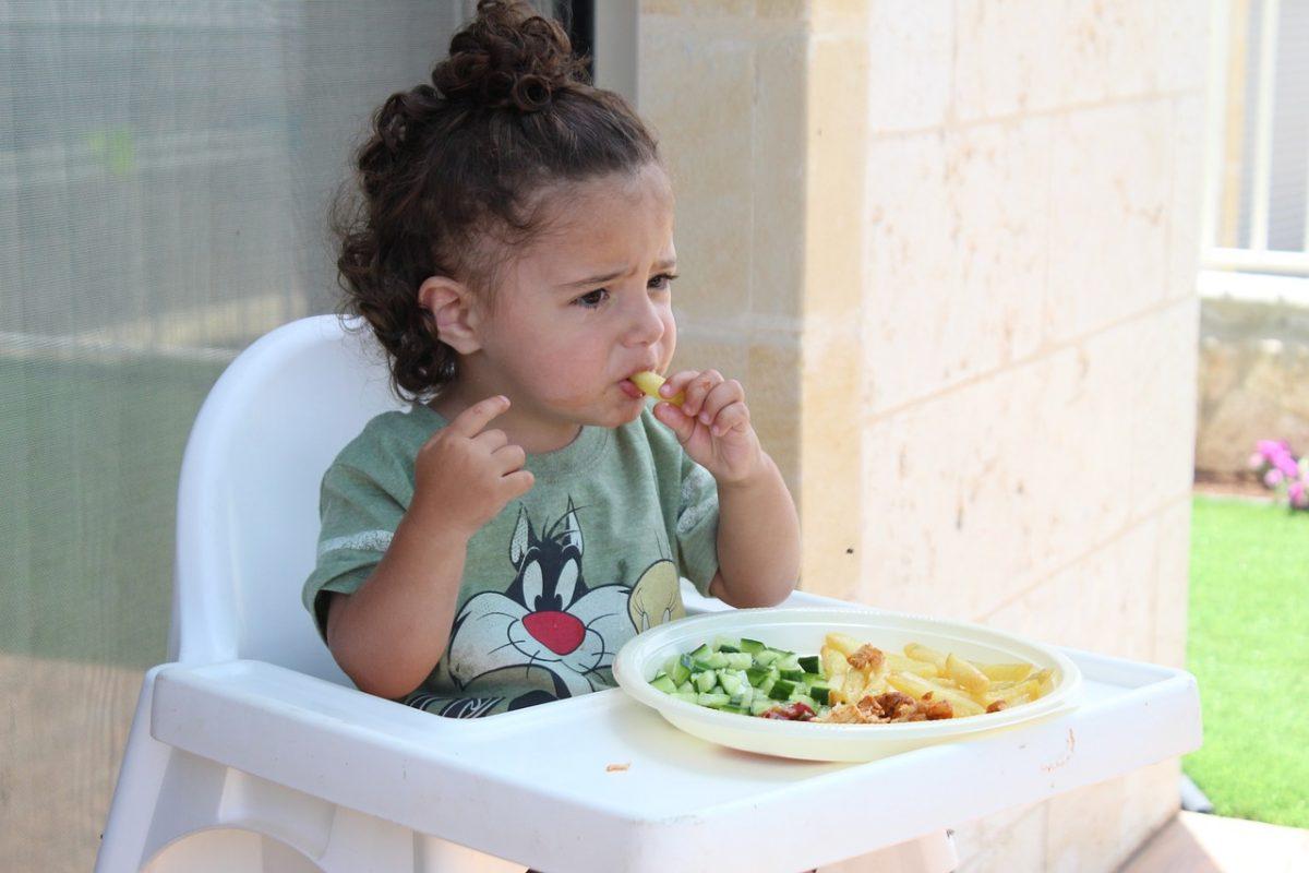 Las alergias alimentarias durante la infancia